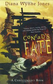 Book Cover for CONRAD'S FATE