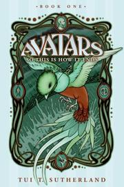 AVATARS, BOOK ONE by Tui T. Sutherland