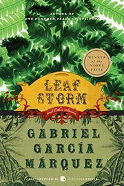 LEAF STORM by Gabriel García Márquez