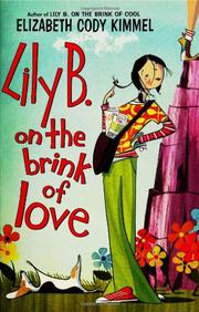Cover art for LILY B. ON THE BRINK OF LOVE