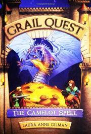 GRAIL QUEST #1 by Laura Anne Gilman