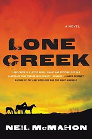 Cover art for LONE CREEK