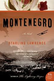 MONTENEGRO by Starling Lawrence