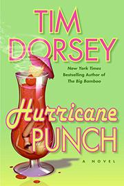 Cover art for HURRICANE PUNCH