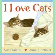 I LOVE CATS by Sue Stainton
