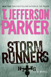 Book Cover for STORM RUNNERS