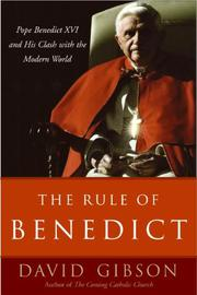 Cover art for THE RULE OF BENEDICT