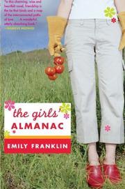 THE GIRLS' ALMANAC by Emily Franklin