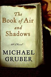 Cover art for THE BOOK OF AIR AND SHADOWS