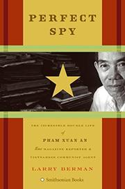 Cover art for PERFECT SPY