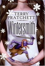 Cover art for WINTERSMITH