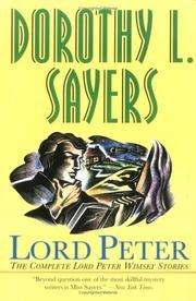 Cover art for LORD PETER
