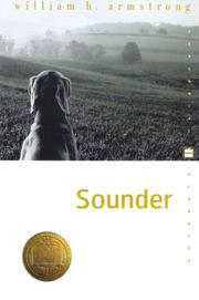 SOUNDER by William H Armstrong
