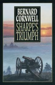 SHARPE'S TRIUMPH by Bernard Cornwell