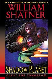 SHADOW PLANET by William Shatner
