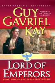 Cover art for LORD OF EMPERORS