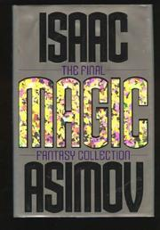 Book Cover for MAGIC