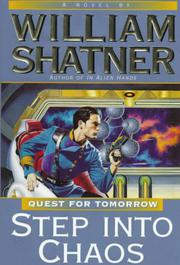 STEP INTO CHAOS by William Shatner
