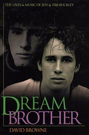 Book Cover for DREAM BROTHER