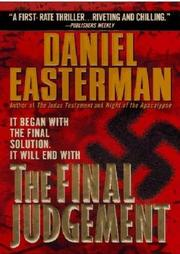 FINAL JUDGEMENT by Daniel Easterman