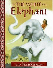 Cover art for THE WHITE ELEPHANT