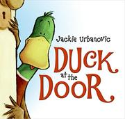 Cover art for DUCK AT THE DOOR