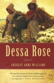 DESSA ROSE by Sherley Anne Williams
