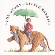 THE STORY OF LITTLE BABAJI by Helen Bannerman