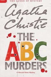 Cover art for THE A.B.C. MURDERS