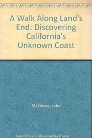 A WALK ALONG LAND'S END by John McKinney