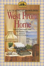 Book Cover for WEST FROM HOME