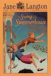 THE SWING IN THE SUMMERHOUSE by Erik Blegvad