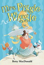Cover art for MRS. PIGGLE-WIGGLE