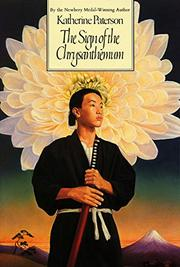 THE SIGN OF THE CHRYSANTHEMUM by Peter Landa