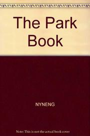 THE PARK BOOK by H.A. Rey