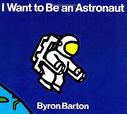 Cover art for I WANT TO BE AN ASTRONAUT