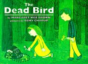 THE DEAD BIRD by Remy Charlip
