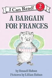 A BARGAIN FOR FRANCES by Lillian Hoban