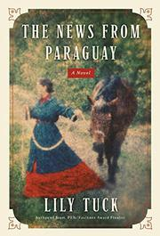 Book Cover for THE NEWS FROM PARAGUAY