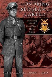 HONORING SERGEANT CARTER by Allene G. Carter