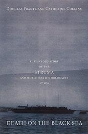 Cover art for DEATH ON THE BLACK SEA