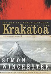Cover art for KRAKATOA