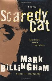 SCAREDY CAT by Mark Billingham