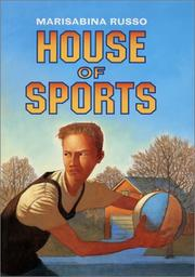 HOUSE OF SPORTS by Marisabina Russo