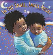 Cover art for IN THE SMALL, SMALL NIGHT