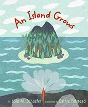 Book Cover for AN ISLAND GROWS