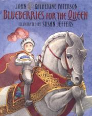 BLUEBERRIES FOR THE QUEEN by John Paterson