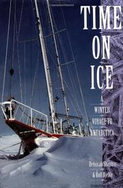 TIME ON ICE by Deborah Shapiro