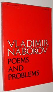 POEMS AND PROBLEMS by Vladimir Nabokov