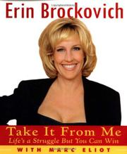 TAKE IT FROM ME by Erin Brockovich